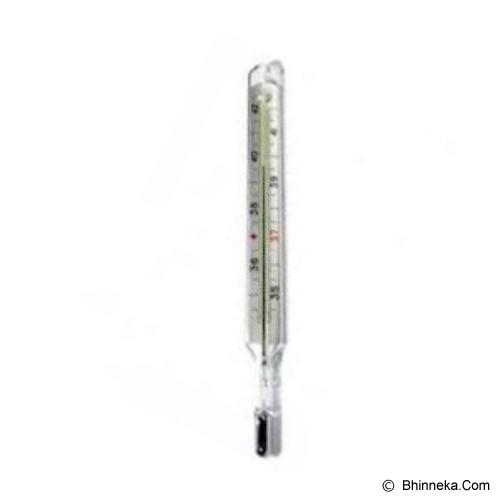 GEA Thermometer Air Raksa [NG-AK0010] - Alat Ukur Suhu Tubuh / Thermometer